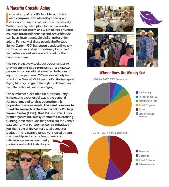 Fall Appeal brochure back