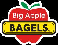 Big Apple Bagel logo